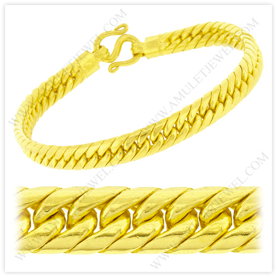 Solid Gold Chains Discount Gold Bracelets Domed Curb Link