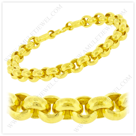 gold cart the all bracelet jewelry solid buckingham bracelets