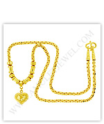 One Baht Necklaces