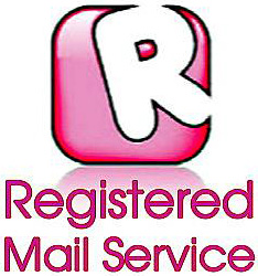 Shipping Methods: You can select to ship your order via Registered Mail Service, FedEx Priority Mail Service, or Express Mail Service.
