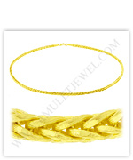 Gold Wheat Chains